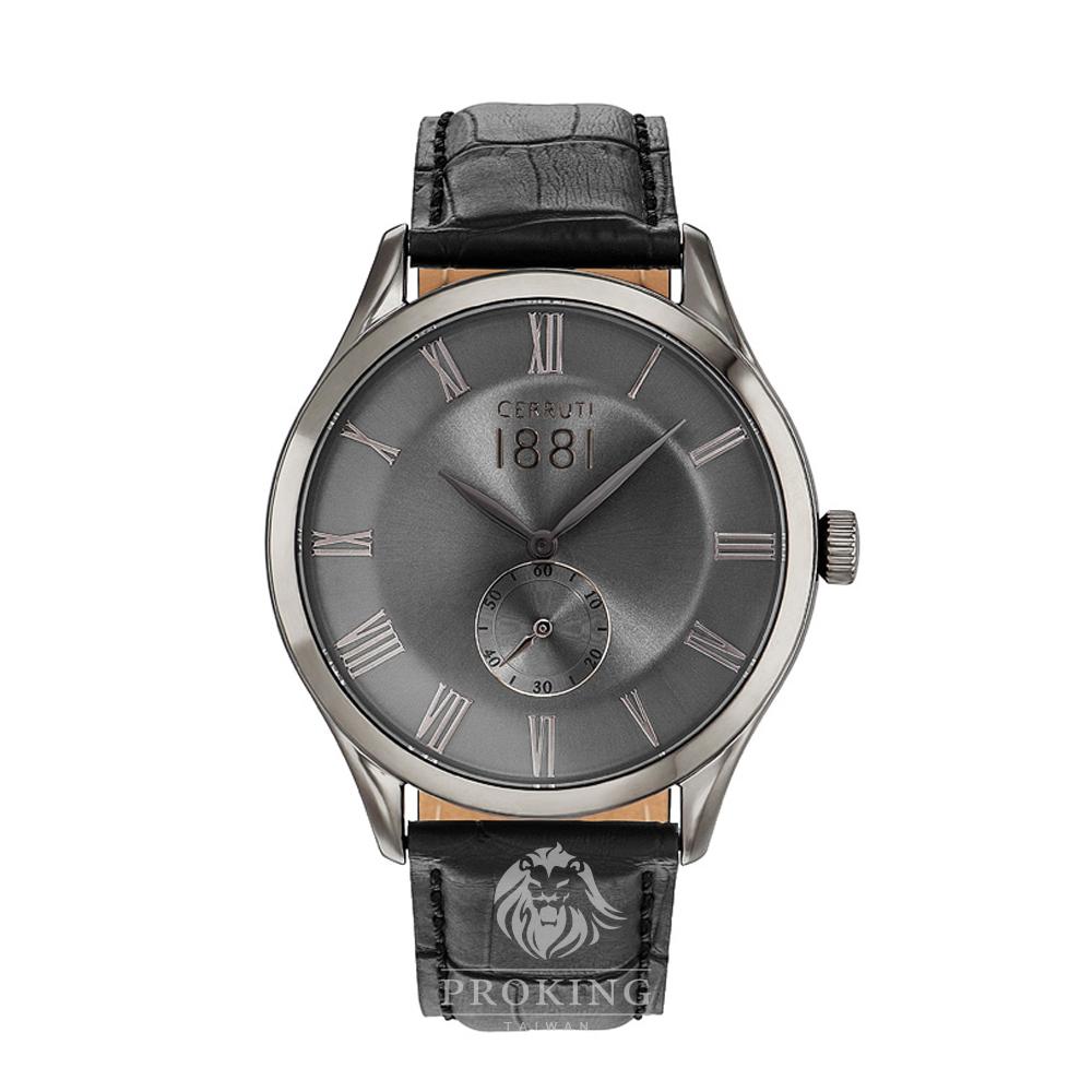 CERRUTI 1881 切瑞蒂-VICO精品石英錶