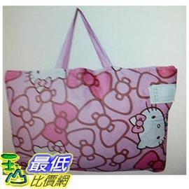 [COSCO代購 如果沒搶到鄭重道歉] 100%純棉卡通兒童睡袋 120 x 150公分 - Hello Kitty 我的娃娃 _W112089