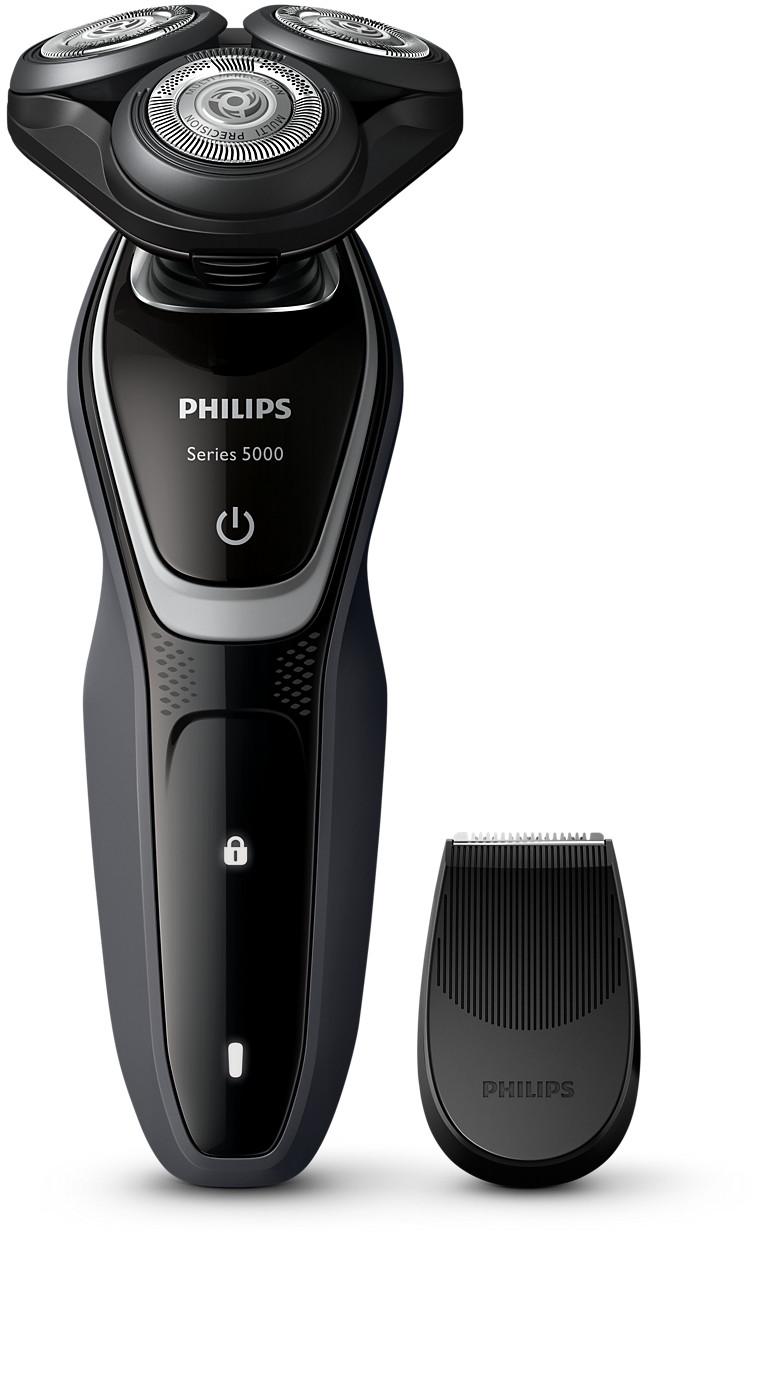 PHILIPS 飛利浦 S5110 勁鋒系列水洗三刀頭電鬍刀