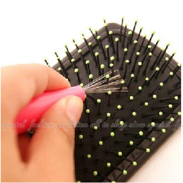 梳子清理器 梳子整理器 清潔梳子頭髮 去除毛髮 髮梳清理器【DH280】◎123便利屋◎