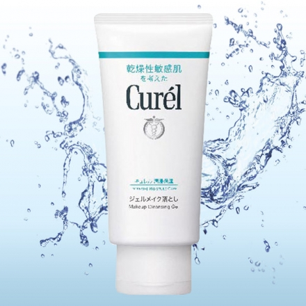 日本 Cruél Cruel 珂潤 潤浸保濕深層 卸粧 凝露 (130g)
