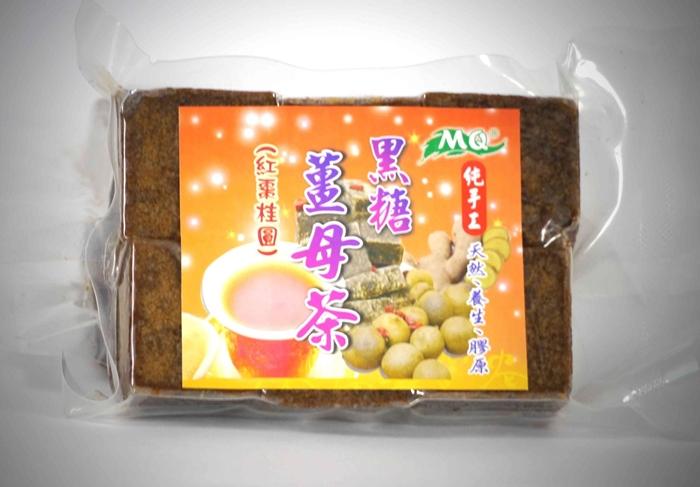 【清新自在樂活生機館】黑糖薑母茶/包-280g