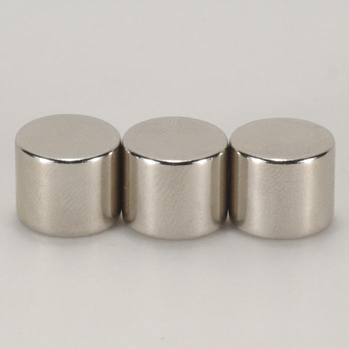 強力磁鐵釹鐵硼 圓直徑1.2公分*厚1.0公分 3個