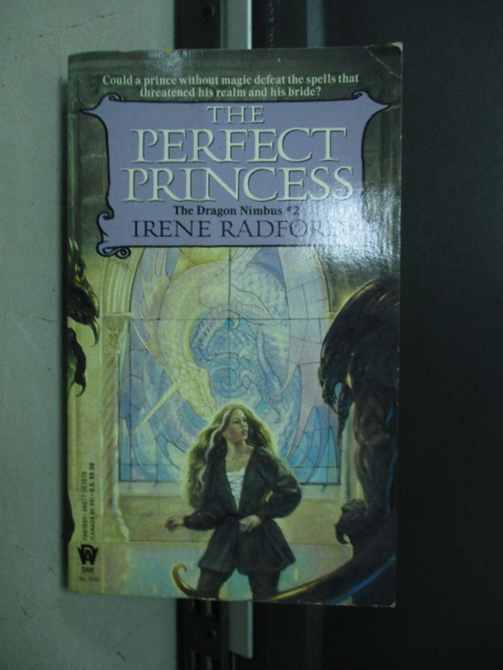 【書寶二手書T9/原文小說_NFM】The perfect princess_1995