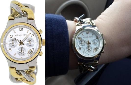 【Cadiz】美國真品正品 Michael Kors 經典羅馬三眼計時白色皮革手錶 [MK2302/ 代購/ 現貨]【Cadiz】美國真品正品 Michael Kors 銀配金三眼計時鍊手錶 [MK3199/ 代購/ 現貨]