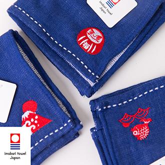 【今治織上】日本今治毛巾 今治認證 今井今治 吉祥巾-手巾