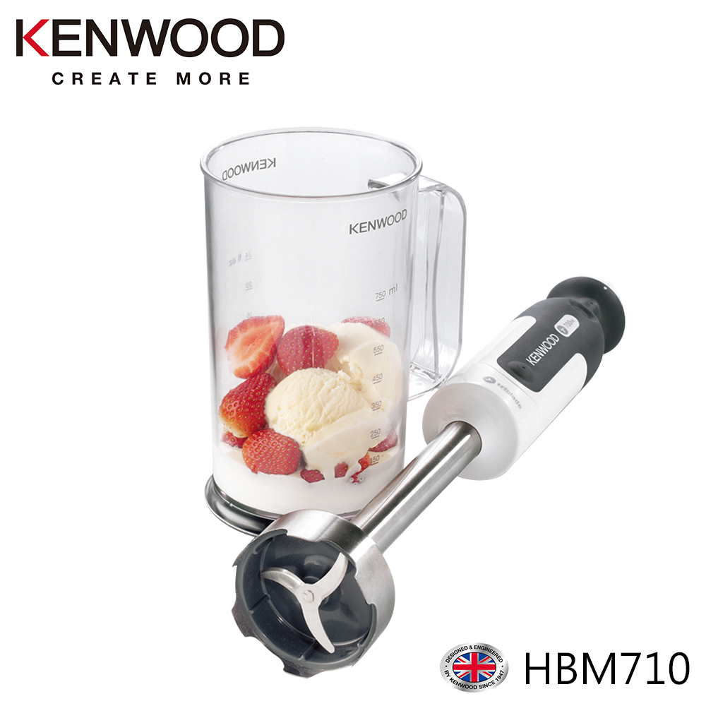 英國 Kenwood Triblade 手持食物攪拌棒 HBM710