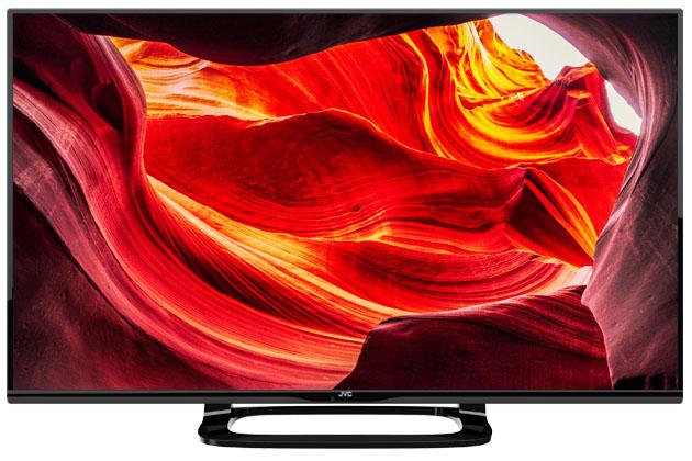 鍾愛一生*免運* 最新上市JVC Full HD 55S 55吋 連網 ※熱線02-2847-6777