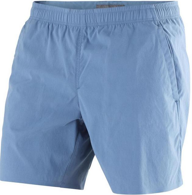 HAGLOFS 休閒褲/登山短褲 Ken Shorts 瑞典 男款 603363 32P 藍