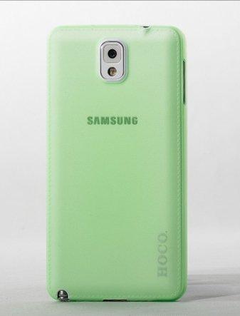 ☆三星Note 3 N9000 HOCO.DUKE 浩酷 薄系列透明背殼 N9000 手機保護殼 保護背殼【清倉】