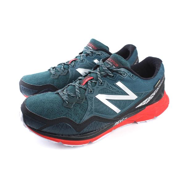 NEW BALANCE GORETEX 跑鞋 運動鞋 軍綠色 男鞋 no137