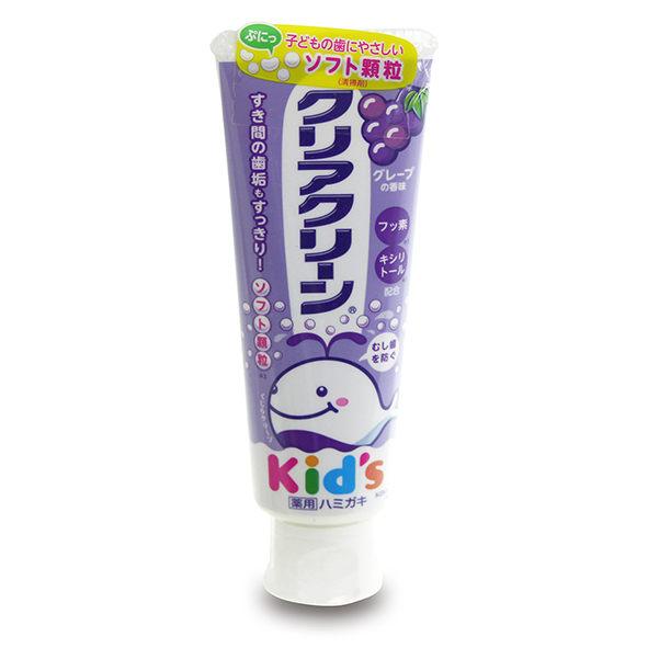 KAO 花王幼兒牙膏-葡萄