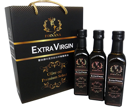 豐依娜特選初榨橄欖果油 (3瓶裝)