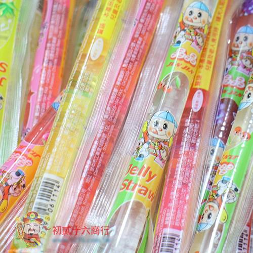 【0216零食會社】 晶晶-果凍條