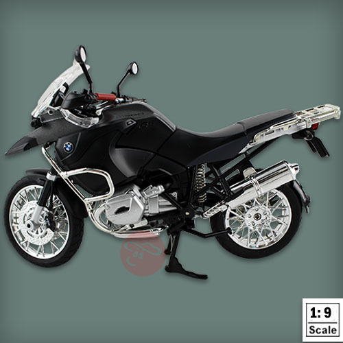 【瑪琍歐玩具】1:9 授權合金BMW摩托車