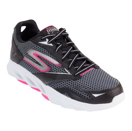 [陽光樂活] SKECHERS 女 跑步系列 GO Run Vortex 14080BKHP 零碼出清 US9=26cm