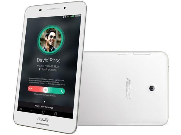 [NOVA成功3C] ASUS 華碩 Fonepad 7 FE375CG 魅力白 四核7吋雙卡雙待通話平板(Intel Z3560/3G版/8G 喔!看呢來