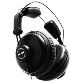 志達電子 HD669 SuperLux HD-669 密閉式錄音棚標準監聽耳罩式耳機 (公司貨) HD25