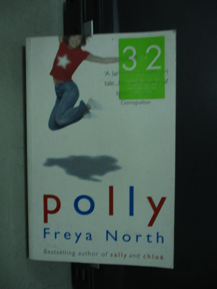 【書寶二手書T9/原文小說_NFL】Polly_Freya North