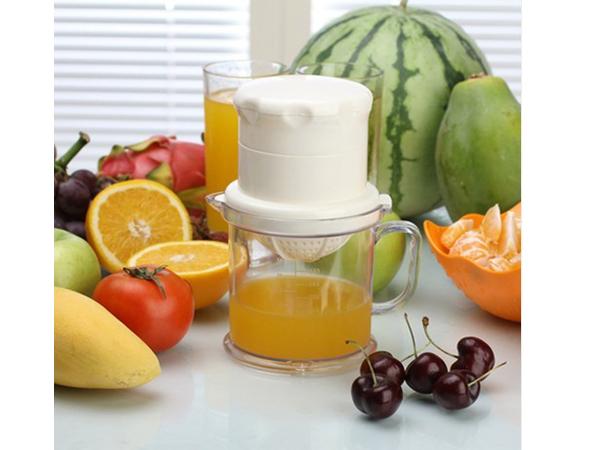 BO雜貨【SV6204】萬能手動榨汁機 迷你榨汁機 水果榨汁機 家用多功能榨汁機
