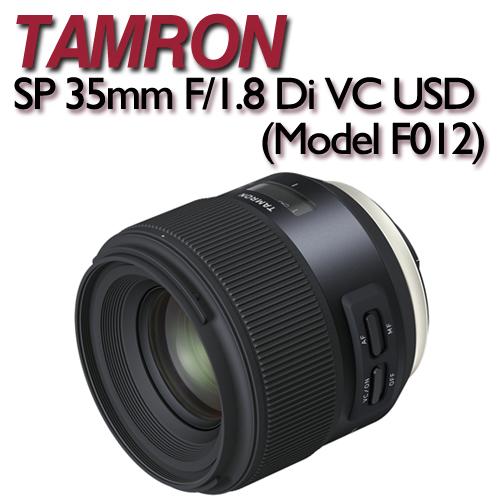 TAMRON SP 35mm F/1.8 Di VC USD 【公司貨 F012】
