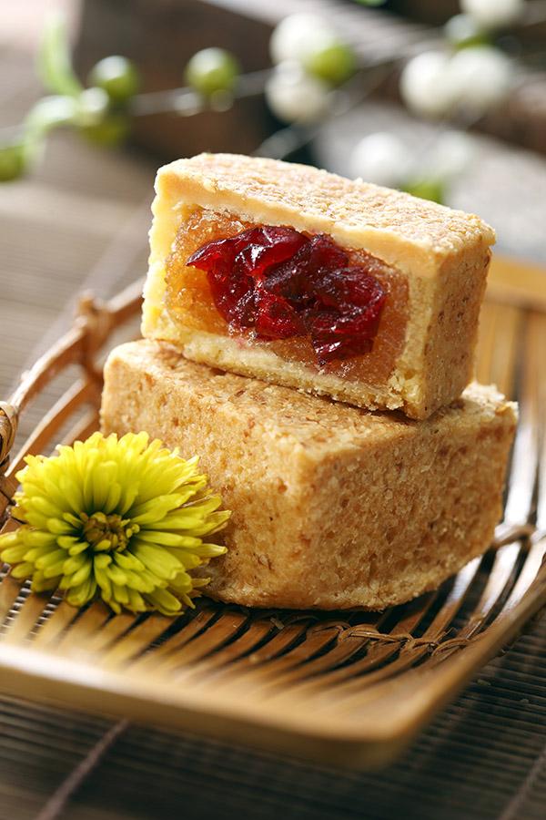 聖保羅烘焙花園 蔓越莓酥8入禮盒