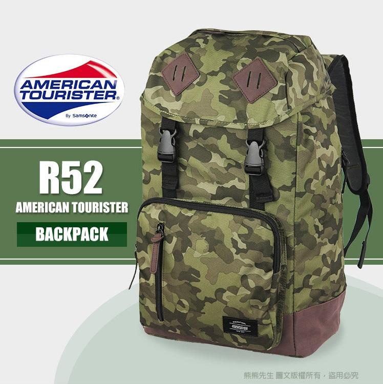 《熊熊先生》新秀麗 Samsonite 美國旅行者 兩用筆電包 14吋 MOD 雙肩後背包 R52*018 大容量