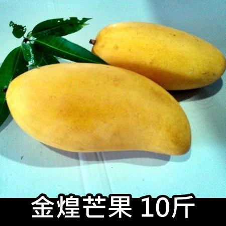 〔玉峰〕金煌芒果/10斤/約8顆