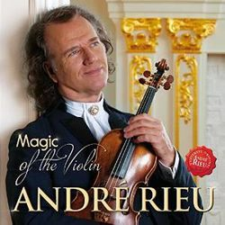 安德烈瑞歐 神奇小提琴 CD 安德烈.瑞歐 Magic Of The Violin / Andre Rieu (音樂影片購)