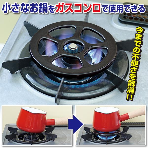 日本製 灶腳架 瓦斯爐專用架 爐灶用小腳架 700℃耐熱陶瓷 *夏日微風*