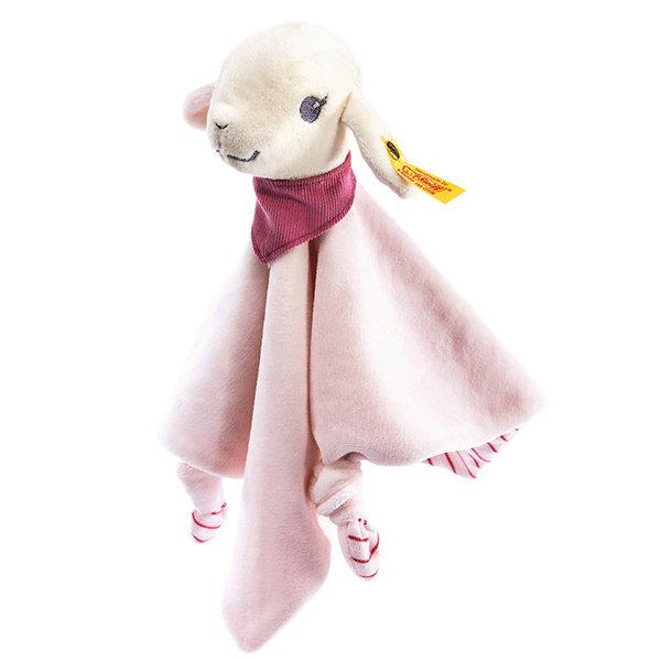德國 Steiff 寶寶安撫巾 #象寶寶安撫巾/羊寶寶  隨機出貨不挑款  ☆真愛香水★