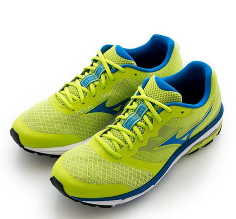 (陽光樂活) WAVE UNITUS 男慢跑鞋(J1GE152326) Mizuno 專業慢跑鞋