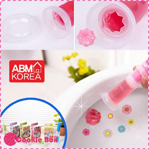 *餅乾盒子* 韓國 ABM 韓國先生 JSP 潔廁 清香凍 廁所 浴室 馬桶 除臭 芳香 清潔 芳香劑 清新 36g