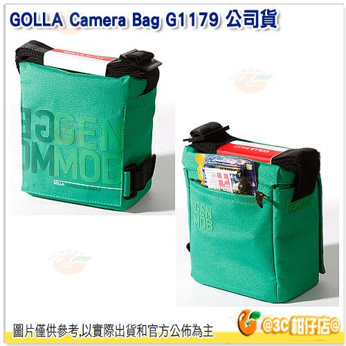 芬蘭時尚 GOLLA G1179 相機包 公司貨 攝影包 單眼包 微單 綠色 GF1 GF2 NX10 NX100 EP1 EP2 EPL1 EPL2 NEX-3 NEX-5 P7000