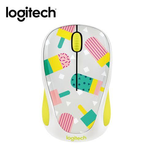 Logitech 羅技 M238  PARTY COLLECTION  無線滑鼠 -冰棒