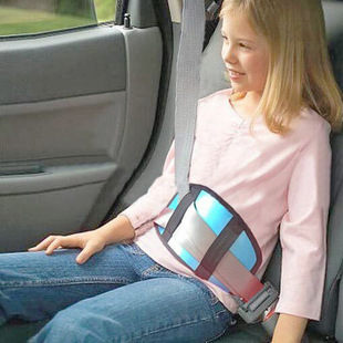 兒童汽車安全帶護墊護套 調整安全帶