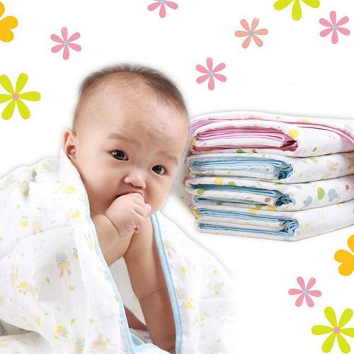 布毯浴巾 六層多功能大紗布 浴巾 包巾 紗布被
