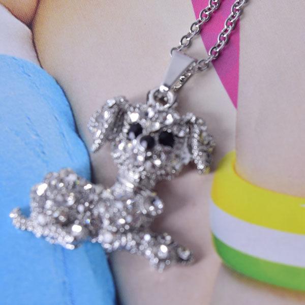 Q26 夏天水鑽小短鏈讓妳漂亮一夏天 個性鑲鑽氣質小項鏈 ? 平價飾品,讓氣質加分