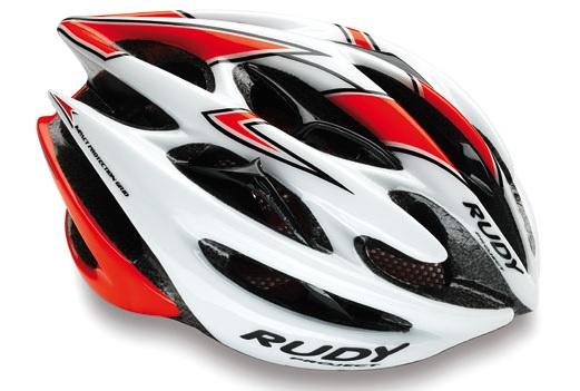 【7號公園自行車】RUDY PROJECT STERLING 安全帽(白紅)