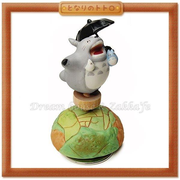 日本宮崎駿 Totoro 龍貓 陶瓷音樂鈴/音樂盒 龍貓飛翔 《 日本原裝進口 》Zakka'fe