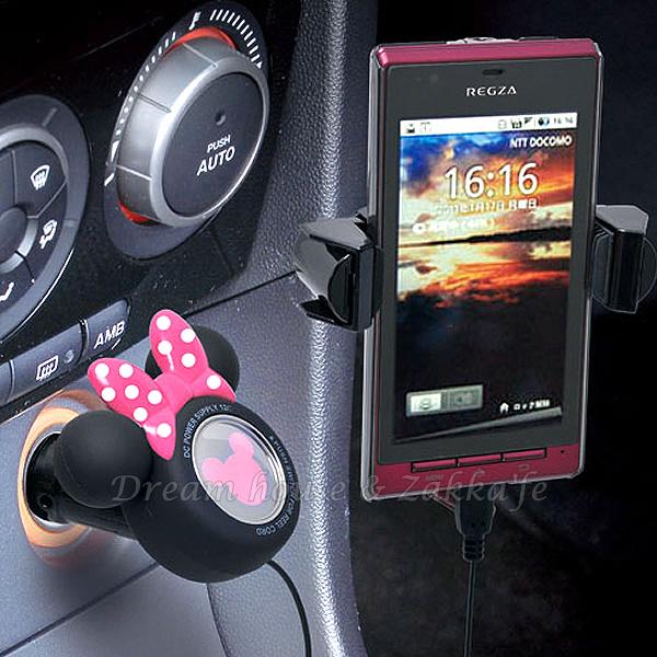 日本進口 Disney 人物造型 micro USB 汽車 車用充電器/車充/手機充電器 《 4款任選 》 ★ Zakka'fe ★