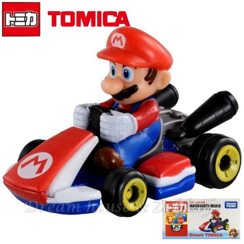 日本【トミカ】任天堂 Mario 瑪莉歐/馬力歐 小汽車玩具 《 Dream TOMICA 》 ★ Zakka'fe ★