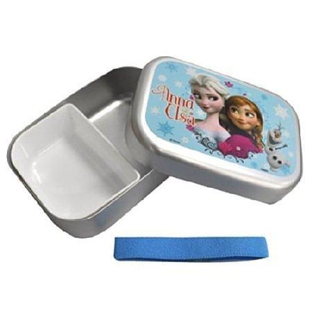 Disney 冰雪奇緣鋁製便當盒 《陽極氧化鋁加工》★ 日本製 ★