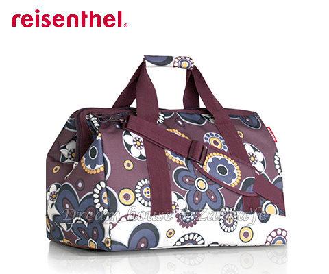 德國 Reisenthel 斜背/手提 媽媽包/大容量包包/旅行包 L《 紫色 》★ Zakka'fe ★