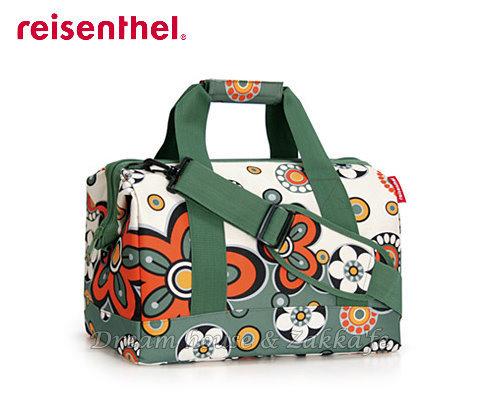 德國 Reisenthel 斜背/手提 媽媽包/大容量包包/旅行包 M《 綠色 》★ Zakka'fe ★