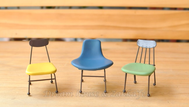 鄉村風 Zakka 仿舊復古 小椅子《 3款任選 》★ 可當拍照道具喔 ★ Zakka'fe