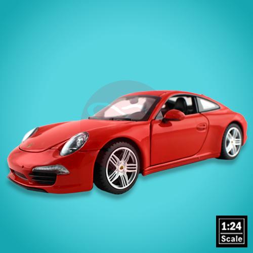 【瑪琍歐玩具】1:24授權合金車PORSCHE 911