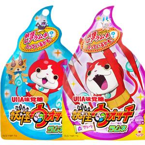 日本UHA味覺糖 妖怪手錶汽水糖 [JP334]
