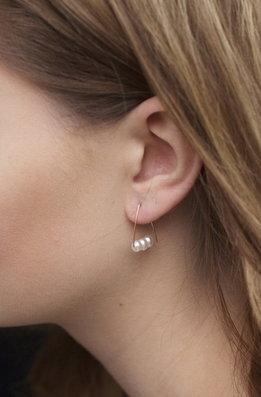 【Birdy Edge】歐美女性 設計 長耳環 項鍊 幾何 耳環 三角形 圓形 方形 貝殼 天然