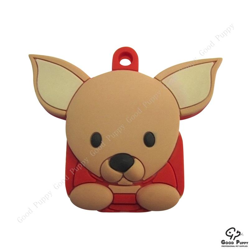 加拿大進口狗狗寵物鑰匙套-吉娃娃92854 Chihuahua* 吊飾/鑰匙套/小禮物/贈品